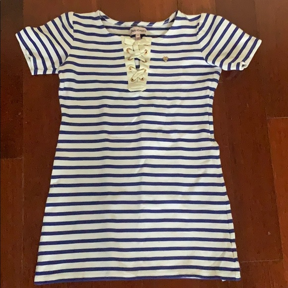 Juicy Couture Other - Juicy Couture | Girls Striped Mini Dress Size 12